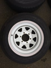 09242016 buriser wheel swap (3).JPG