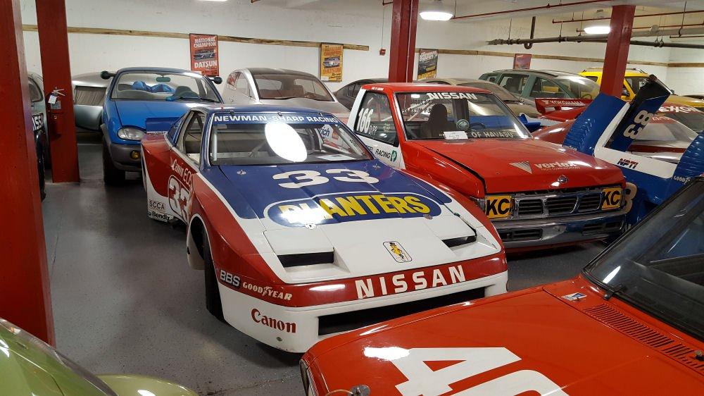 Newman Sharp Racing 300ZX (Z31)