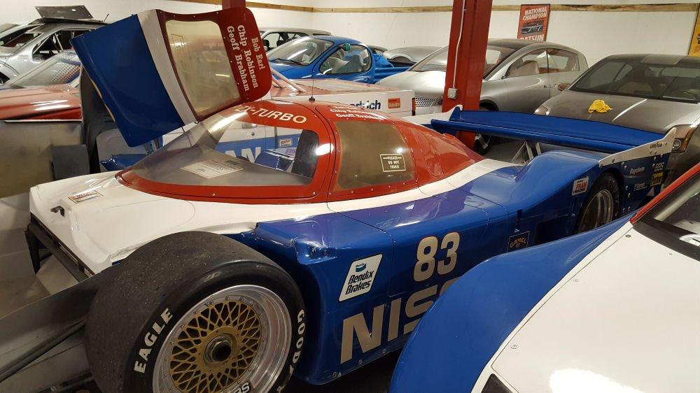 Nissan IMSA GTP Prototype