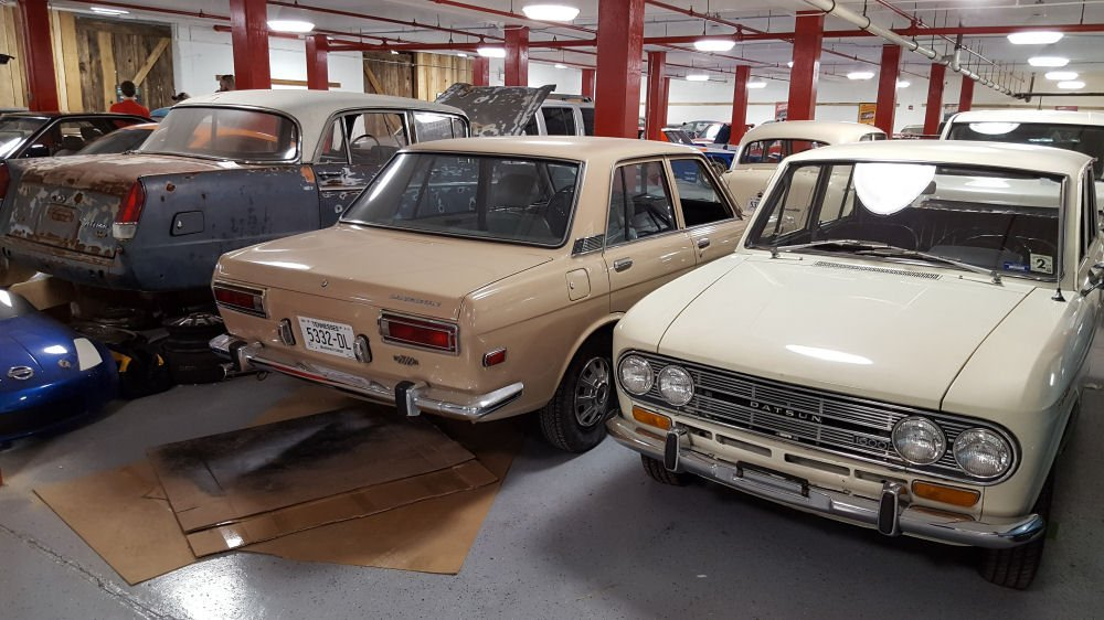 Datsun 510 4d & 411 4d