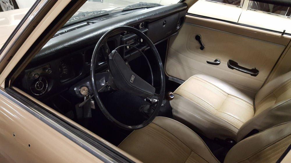 Datsun 510 4d Interior