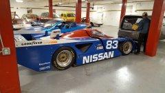 Nissan IMSA GTP Racecar