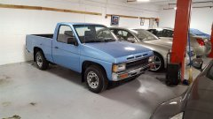 Nissan Hardbody Pick-up (D21)