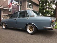 1972 Bluebird DX