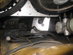 Steering Box Brace Rev-1 Top View