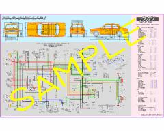 Poster Size Wiring Diagram & Data Sheet