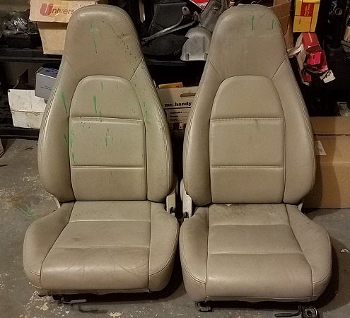 Miata seats
