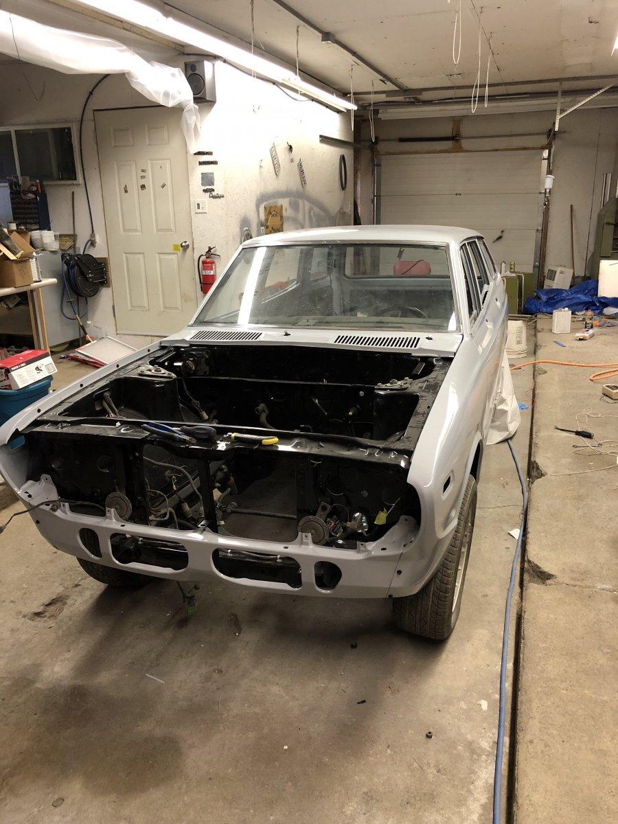 Putting it back together