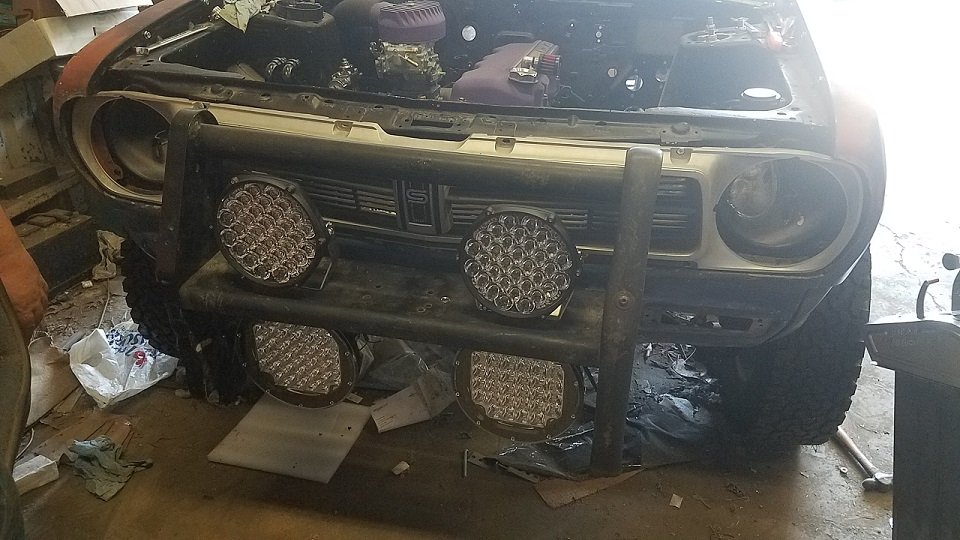 1200 Monster Truck
