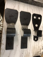 sway bar bracket