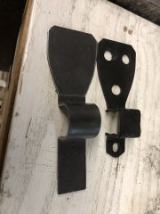 sway bar bracket fabrication