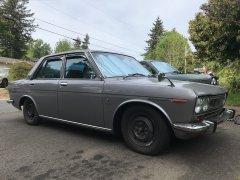 Slowpoke - 1971 1400DX Bluebird 4dr